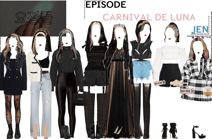 FAIRYTALE EPISODE 2: CARNIVAL DE LUNA   JEN & LUCIFER (Tom Ellis version) SCENES