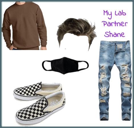 My Lab Partner Shane