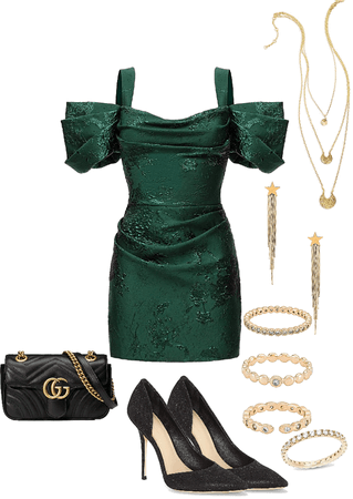 Yule Ball Slytherin