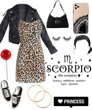 Scorpio queens