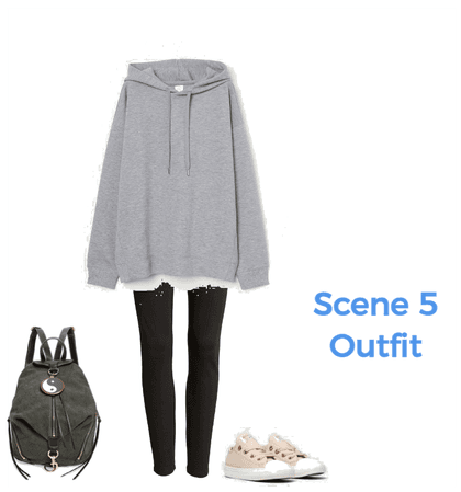 Scene 5 Outfit