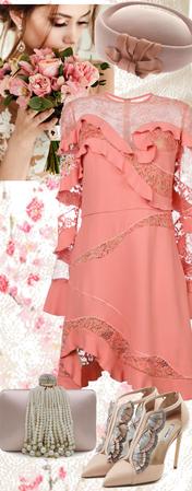 # Summer Wedding Blush