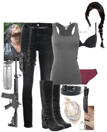 The Walking Dead ~ Daryl's Wife ~ Season 5