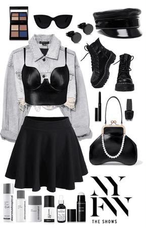 BLACK NYFW