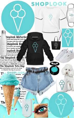 SHOPLOOK MERCH OUTFIT