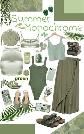 summer monochrome 3