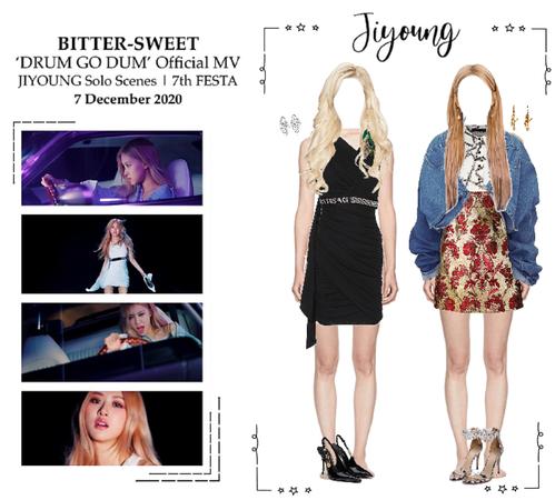 BITTER-SWEET [비터스윗] (JIYOUNG) 'DRUM GO DUM' Official MV 7th FESTA 201207
