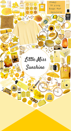 ☀️Little Miss Sunshine☀️