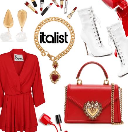 Red ITALIST.