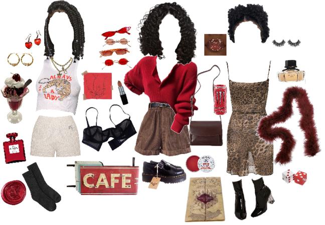 what I imagine roxanne weasley would dress like