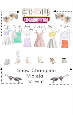 Show Champion- Wonderland