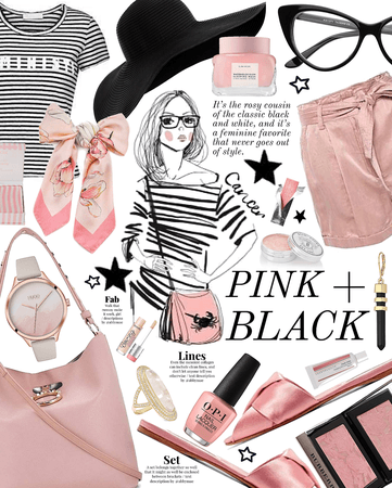 pink + black | cancer 2020