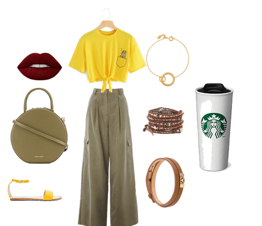 Let's Go to Starbies