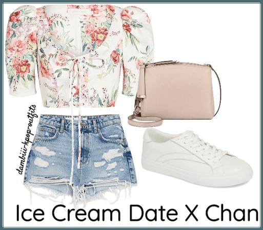Ice Cream X Chan