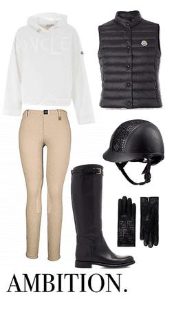 royal horse rider