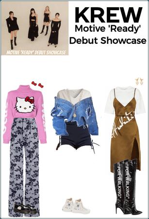 KREW Attending Motive's 'Ready' Debut Showcase
