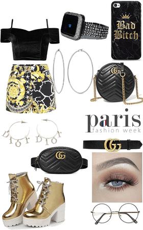 FW Paris Street Style