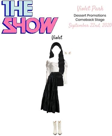 VioletPark _ Dessert _ The Show