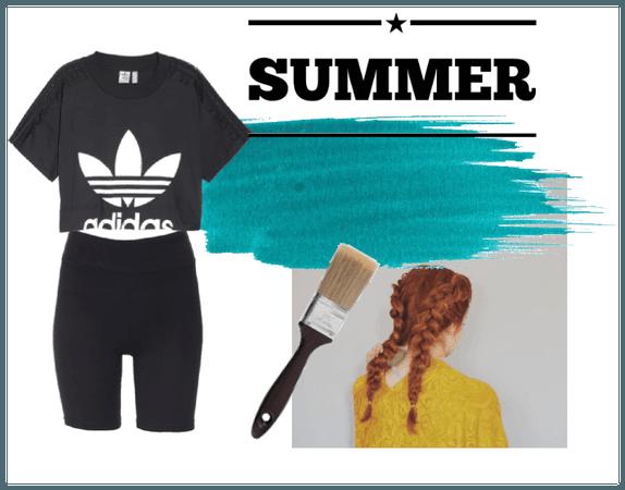 summer painted walls thread