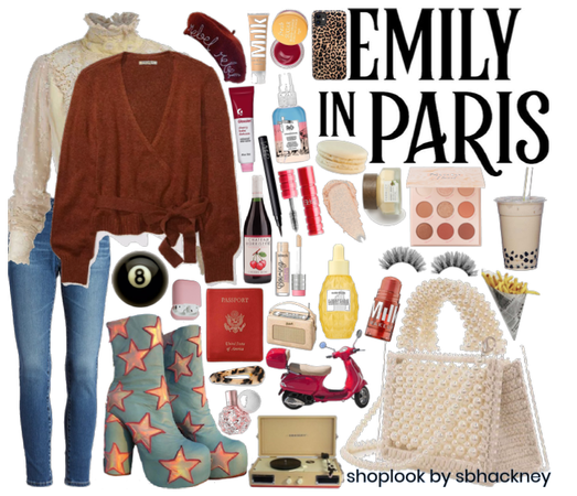 Inspired By:: Emily in Paris