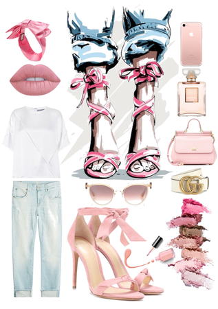 pink inspired