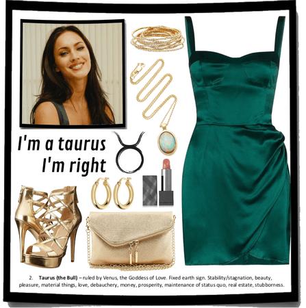 Taurus celebrity - Megan Fox