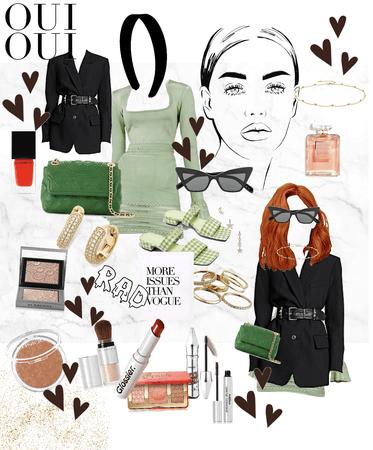 green redhead