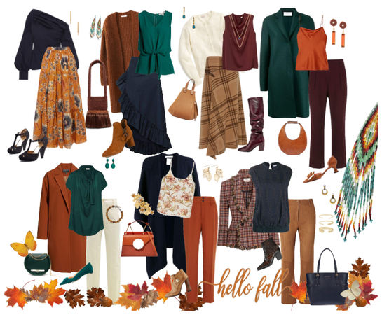 fall teal