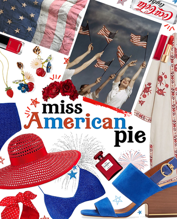 miss american pie   red white & blue