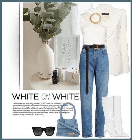 white on white aquarian