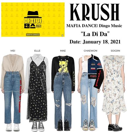 KRUSH Dingo Music Mafia Dance