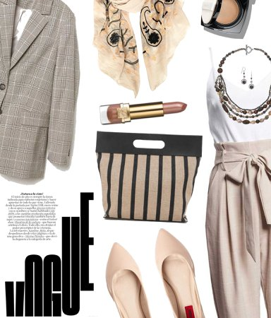 Career Chic: Warm Weather Neutrals