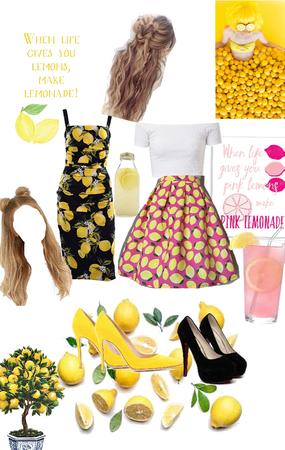 Lemonade contest!!
