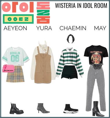 Wisteria ın ıdol room