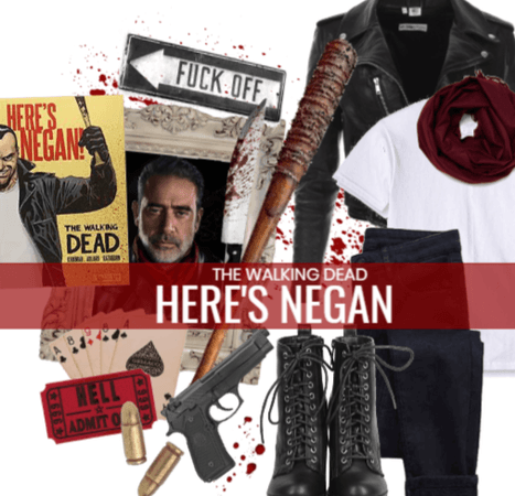 The Walking Dead - Here's NEGAN
