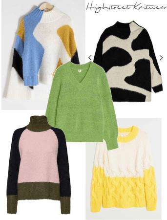 Highstreet Knitwear Edit