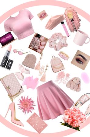 Light Pink!💖