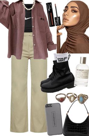 modest hijabi fashion