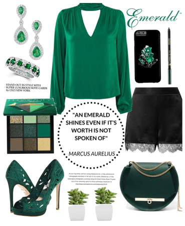 Emerald for May