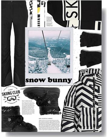 skiing club🎿