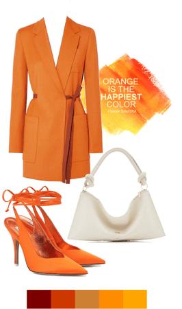 simple orange 🍊