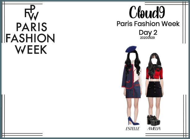 Cloud9 (구름아홉) | Paris Fashion Week Day 2 | 200929