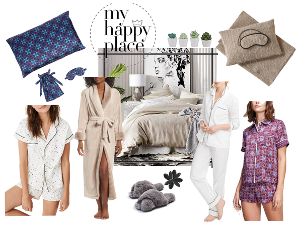 Favourite pieces to cozy up in bed