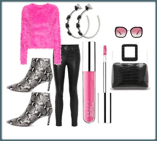 A Fuzzy Fashion Winter
