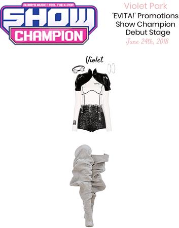 VioletPark_ 'EVITA!' Show Champion