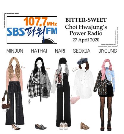 BITTER-SWEET [비터스윗] Choi Hwa Jung's Power Radio 200428