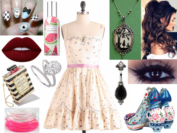 Cute Dress Outfit #1 (Version 2)