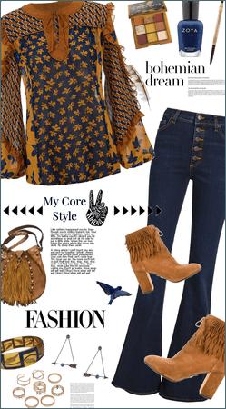 My core style/Boho