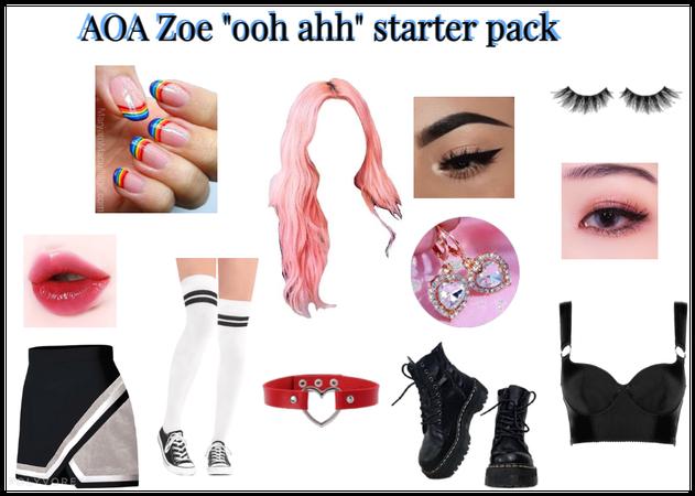 AOA Zoe ooh ahh starter pack