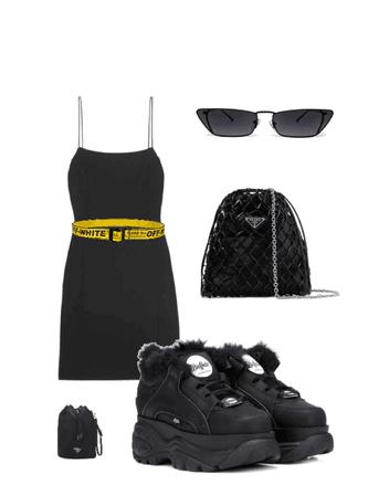 streetwear chic